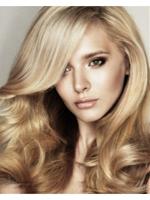 Extensii cheratina blond nisipiu
