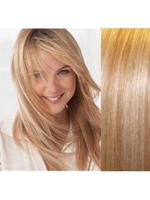 Extensii cheratina blond suvitat